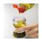 Сушилка для посуды Extend и щетка с моющим средством Palm Scrub