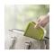 Ланч-бокс компактный GoEat и набор столовых приборов, зелёный