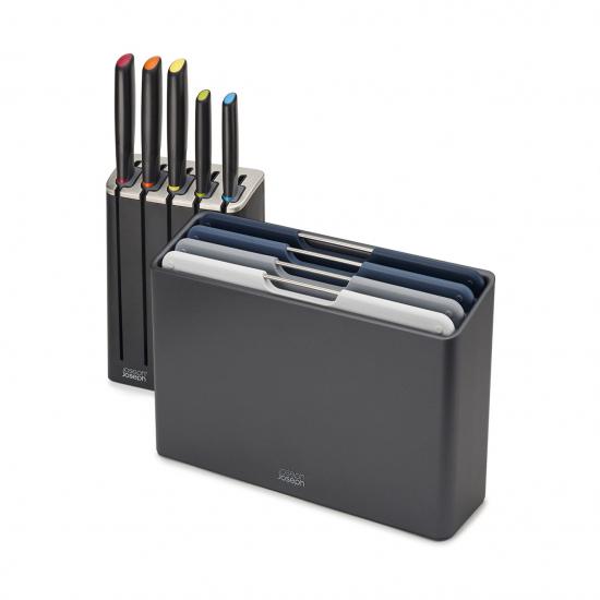 Набор из 5 ножей Elevate Knives и набор разделочных досок Folio Regular