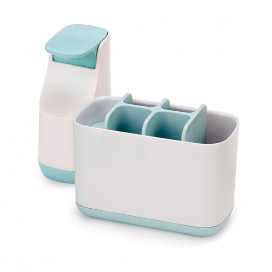 Органайзер для зубных щеток EasyStore и диспенсер для мыла Slim